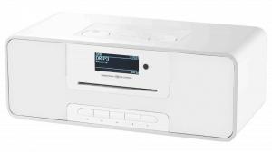 Dejlig DAB radio med cd afspiller - Hvis du både vil kunne høre DAB og HB-92