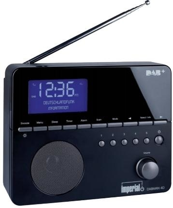 Imperial DABMAN 40 DAB+-RADIO
