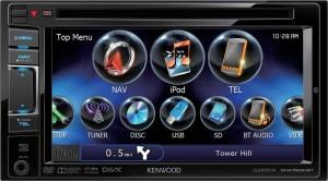 Kenwood Electronics DNX5230DAB