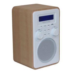Dab 250 Dab+/FM-radio – Ahorn