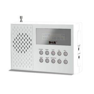 Prosonic DAB+/FM-radio DR-16