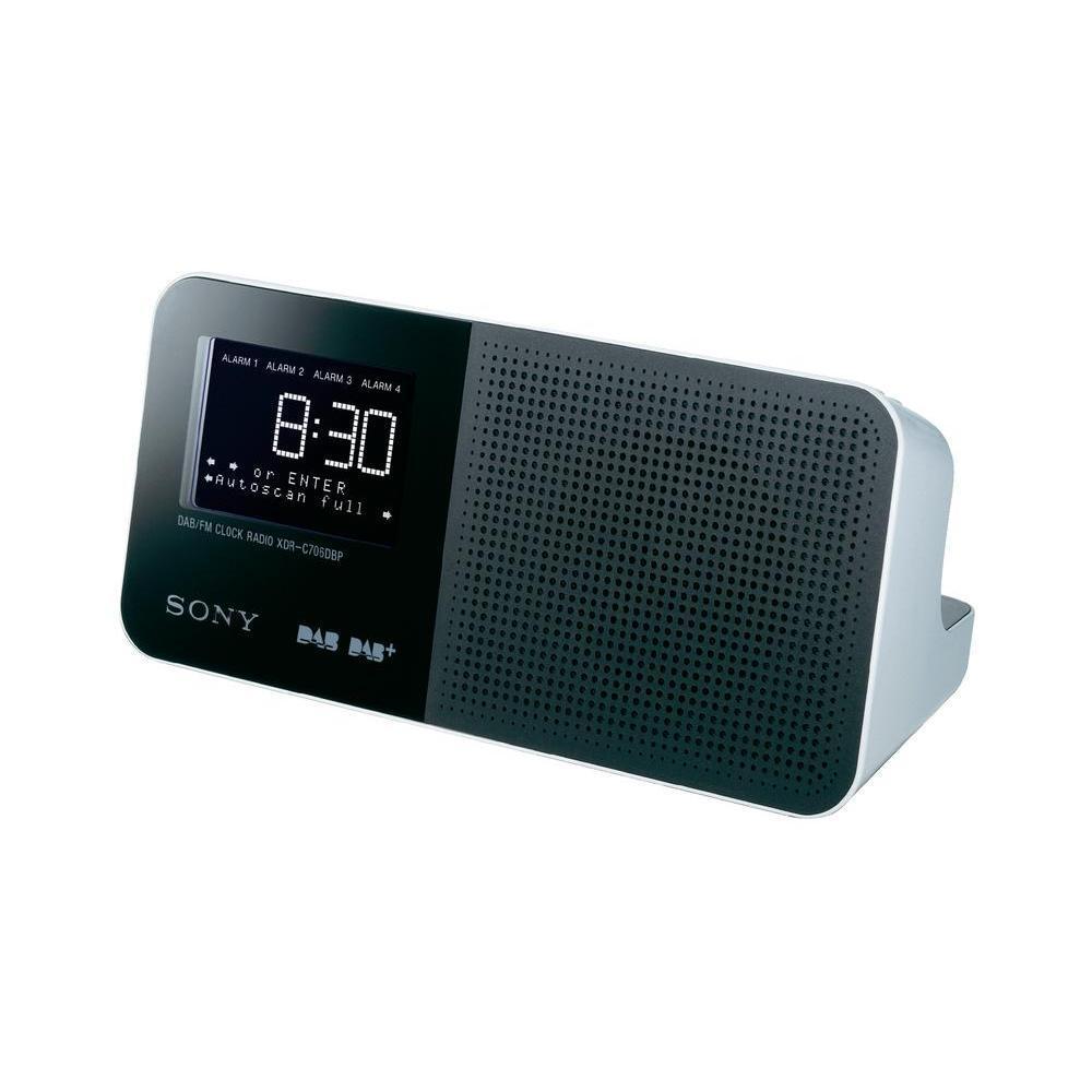 dab clockradio kom op om morgenen med l kker musik vi har lavet en stor oversigt med de. Black Bedroom Furniture Sets. Home Design Ideas