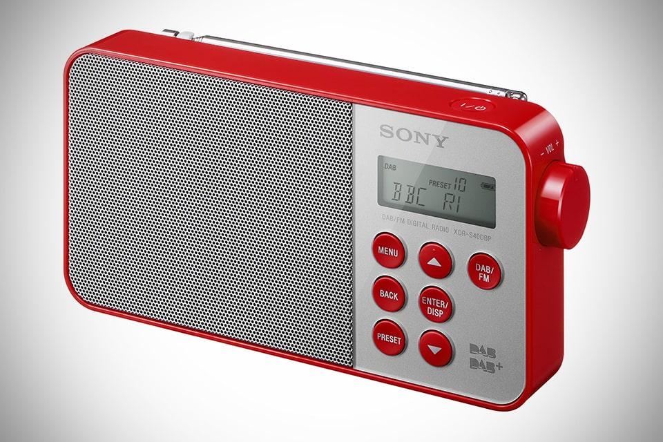 Sony XDR-S40DBPR