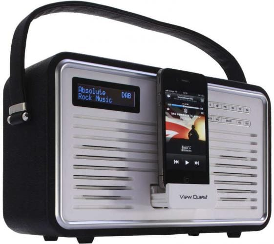 View Quest Retro Radio DAB