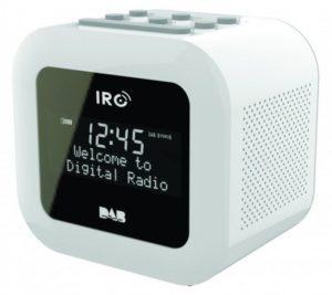 dab+ radio sandman alarm clock