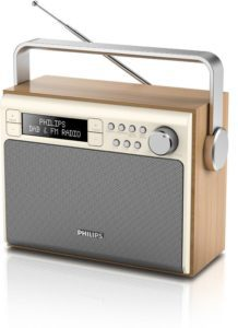 Phillips – Transportable dab+ radio AE5020