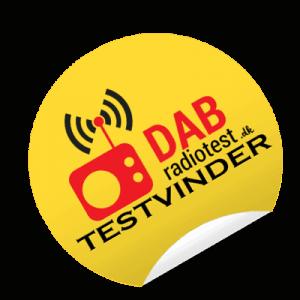 Testvinder af Dab+ radio