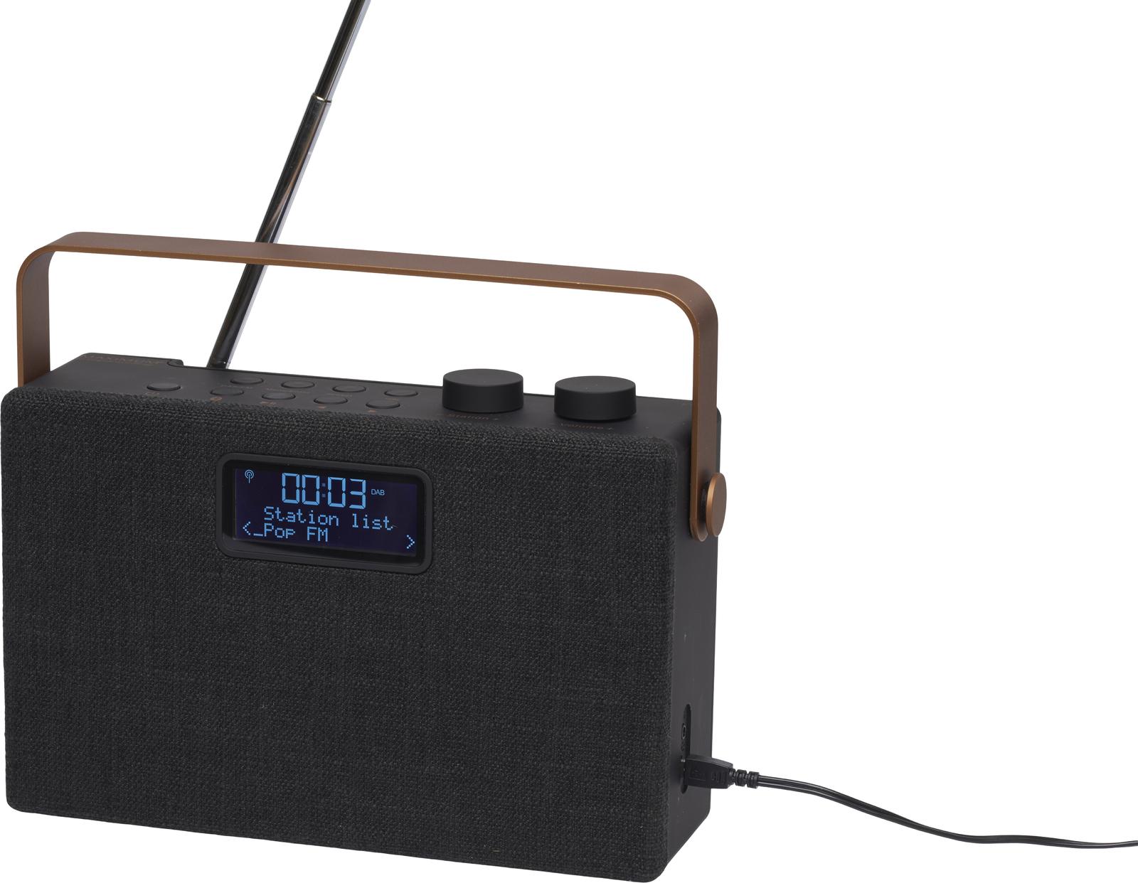 Dab radio maximum